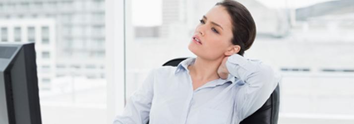 Chiropractic Schaumburg IL Woman Poor Posture